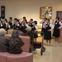 ♪大村少年合唱団 来訪♬