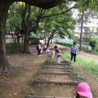 季節の変わり目~公園遊び再開