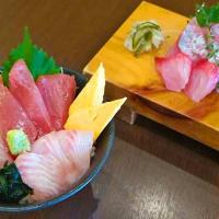 珍しいお魚ツムブリ入荷してます!この機会に是非!海鮮丼屋 小田原 海舟 本店