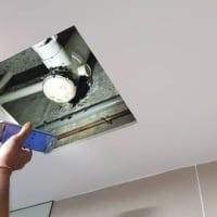 マレーシア自宅で「水漏れだぁ」「工事だぁ」。クリスマス年末なのにどうすっぺ。