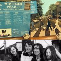Abbey Road 50周年記念エディション到着しました!