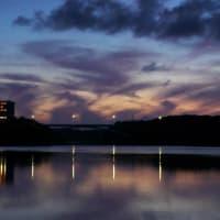 賢島の夜景