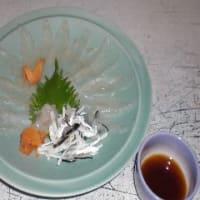 先日の懐石料理