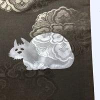 猫 セロハン型で製作2