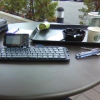 Bluetoothキーボード雑感。