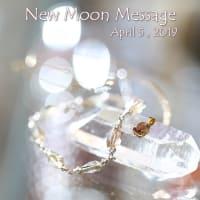 ✤4月5日牡羊座の新月を超え4月19日の2回目の天秤座の満月に向かって✤