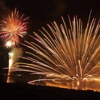 御坊青年会議所   24日  花火プロジェクト参画、75発打ち上げ  新しい始まり、コロナ終息願う   〈2020年7月23日〉