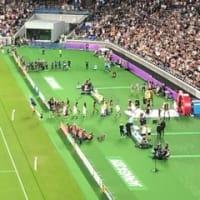 W杯ラグビー準決勝  エディー・イングランド、オールブラックスに完勝!