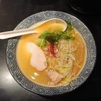 濃厚鶏そば麺屋武一(関内駅)