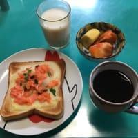 今日の朝食 一言 music