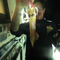 8/1(日)根魚メチャデッカい鬼カサゴにアコウにウッカリカサゴとゲット!!マイカはポツリポツリも大ケン混じりで^^