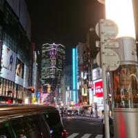 夜の渋谷 点描