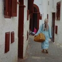 「モロッコ、彼女たちの朝」