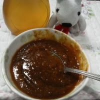 ✿蜂蜜味噌♥和トースト♬