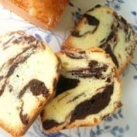 9月のレッスン 絞り練習とシュケットと絞りクッキー ダンディーケーキ マーブルケーキ