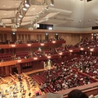 大阪シンフォニッククヮイア(OSC)演奏会へ