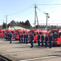 平成29年 境町消防春季点検式