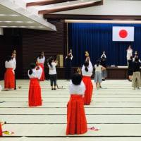 祭祀舞講習会★