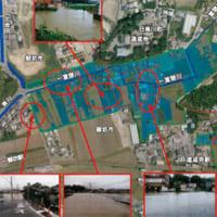 堂閉川整備  県が当初予算に測量調査費計上  道成寺周辺の浸水対策着手   〈2020年3月5日〉