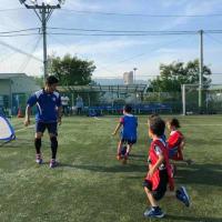 Brissyサッカースクール 月曜日クラス!