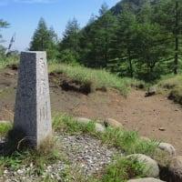 多摩川の最初の一滴を求めて笠取山へ