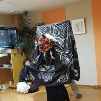 秋祭り・獅子舞