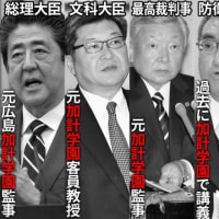 【安倍晋三&加計晃太郎が牛耳る特亜日本国】