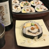 寿司大和「太巻」 ☓ 廣木酒造「飛露喜」