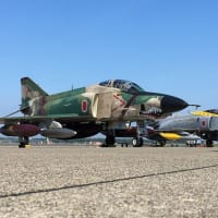 松島に続き、三沢基地航空祭にも記念塗装ファントムがそろい踏み