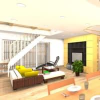 収納や家具レイアウトと暮らしの充実度の関連性の間取り計画、住まいの設計デザインに大切な過ごし方のルールを整理整頓するの事で家事も移動も便利な空間に。
