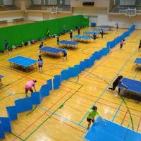 6月22日(金) 第2回 美原卓球オープン大会