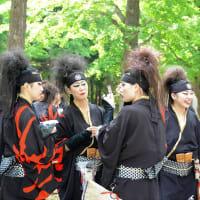 YOSAKOI ソーラン祭り-19&あの日あの時!!