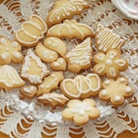 クッキー、プリン、マドレーヌのレッスン