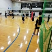 第10回 山北高校小中学生バレーボール練習会報告