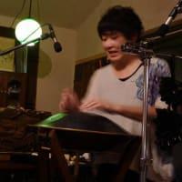 ラブドラム奏者柴田樹(しばたたつき)氏