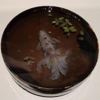 金魚絵師 深堀隆介「金魚愛四季(いとしき)」展