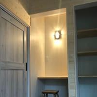 「木の部屋」完成。