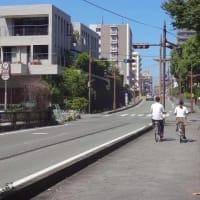 熊本の風景今昔 ~磐根橋から~