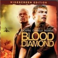 Blood Diamond Dicaprio  (キンバリー・プロセス/少年兵問題)