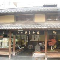 お寺と金魚
