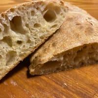 自家製天然酵母国産小麦パンのメモ。中編。