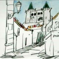 1772.ポルト・デ・モスの城