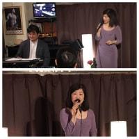 2月1日(土)は、由子(vo)さんのライブでした!