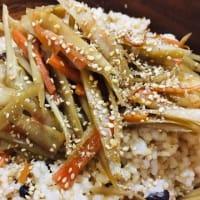 スイートピクルスレシピ♪♪ 玄米ご飯と作り置き(⋈◍>◡<◍)。✧♡