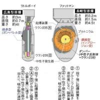 いまさら聞けない?広島型原爆と長崎型原爆との違い