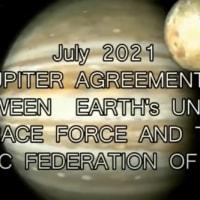 最新宇宙ニュース⭐️木星の月ガニメデで大きな宇宙会議が開催された ⭐️ 地球から誰が参加したのか? by マイケル・サラ博士
