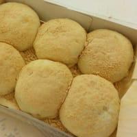 川崎~多摩川菓子店・ふわふわ食感の「追分まんじゅう」