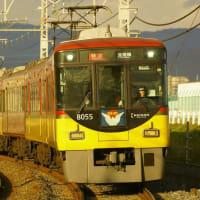 2019年2月12日 京阪本線 淀  8055F