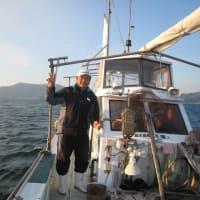 八千代丸 今年最後の出漁 K船長グッジョブ