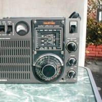 地理の部屋と佐渡島 回顧② 短波ラジオのコレクション